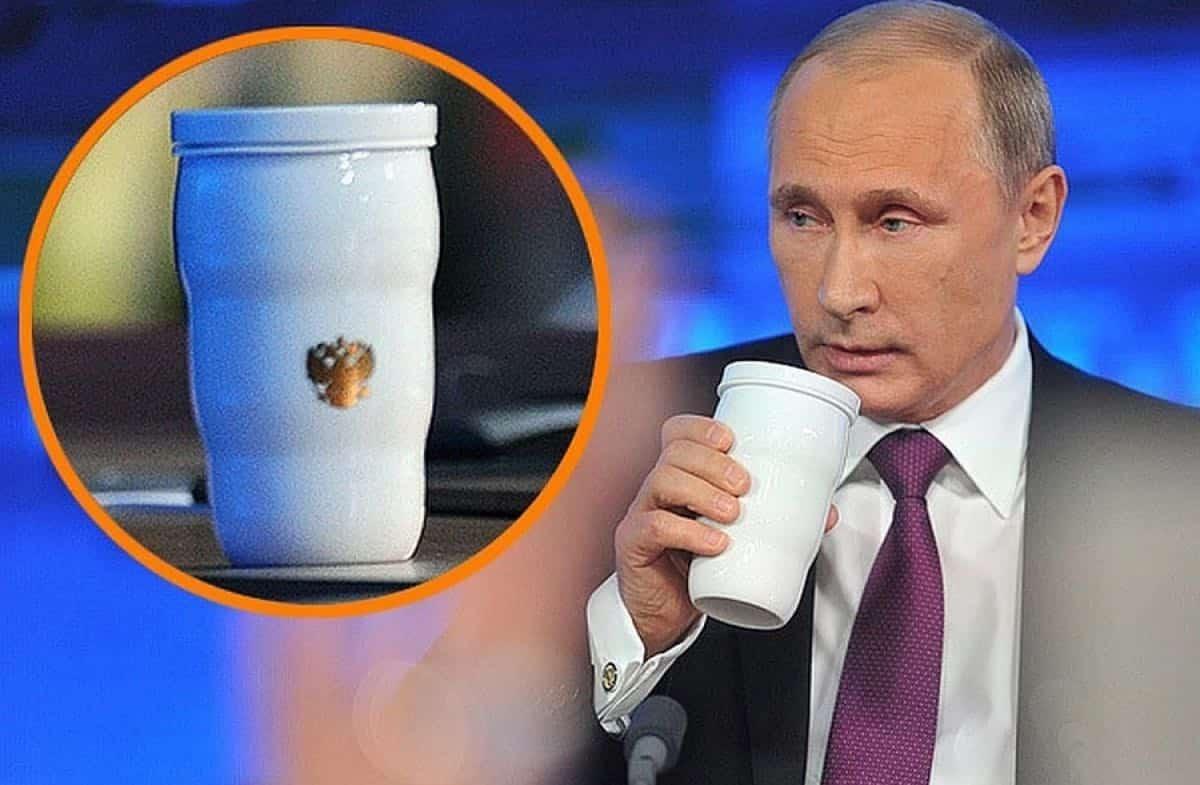 Популярный запрос «какой у Путина термос» стал трендом в Яндексе и Google