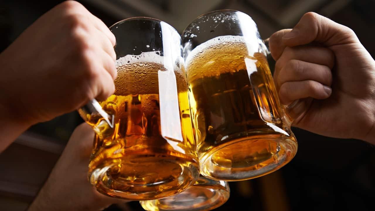 Бокал пива в день