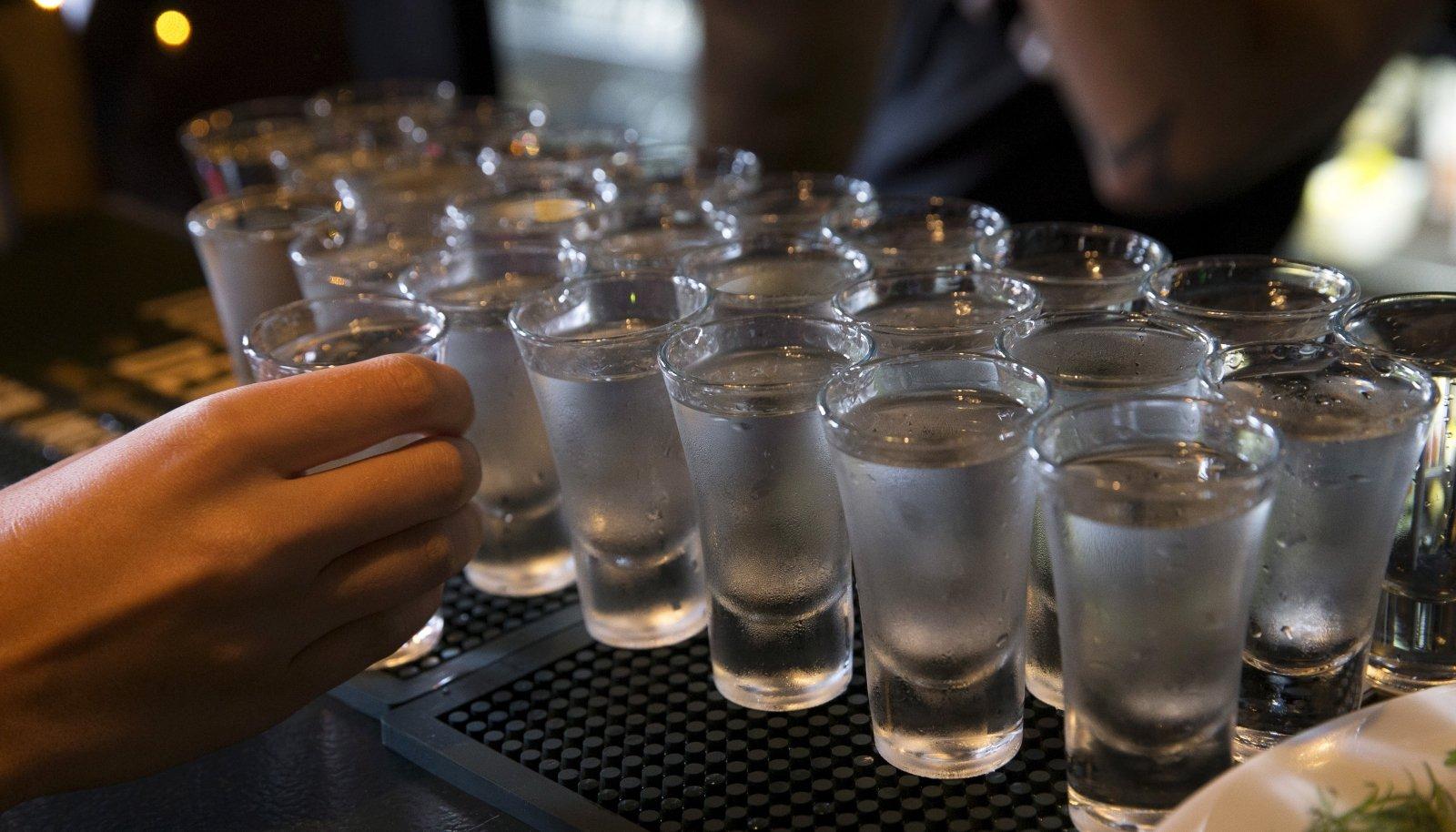 Как подготовиться к пьянке заранее