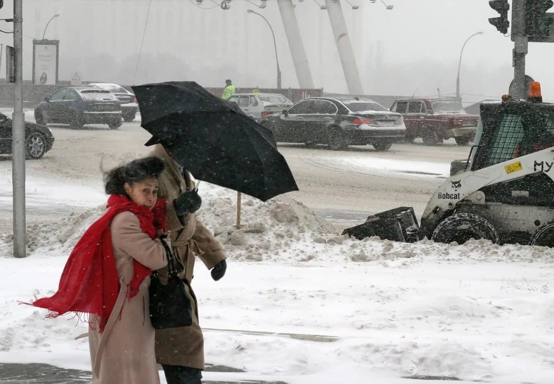 Гидрометцентр Москвы предупреждает об ухудшении погодных условий в столице