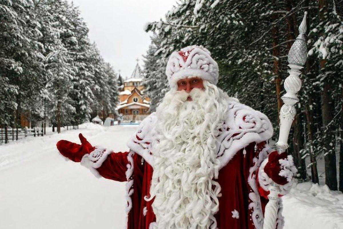 Кто такой в реальности Дед Мороз родом из Великого Устюга