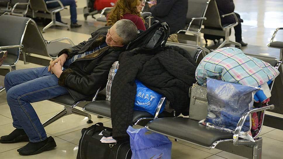 Более 60 рейсов отменены или задержаны в Московских аэропортах
