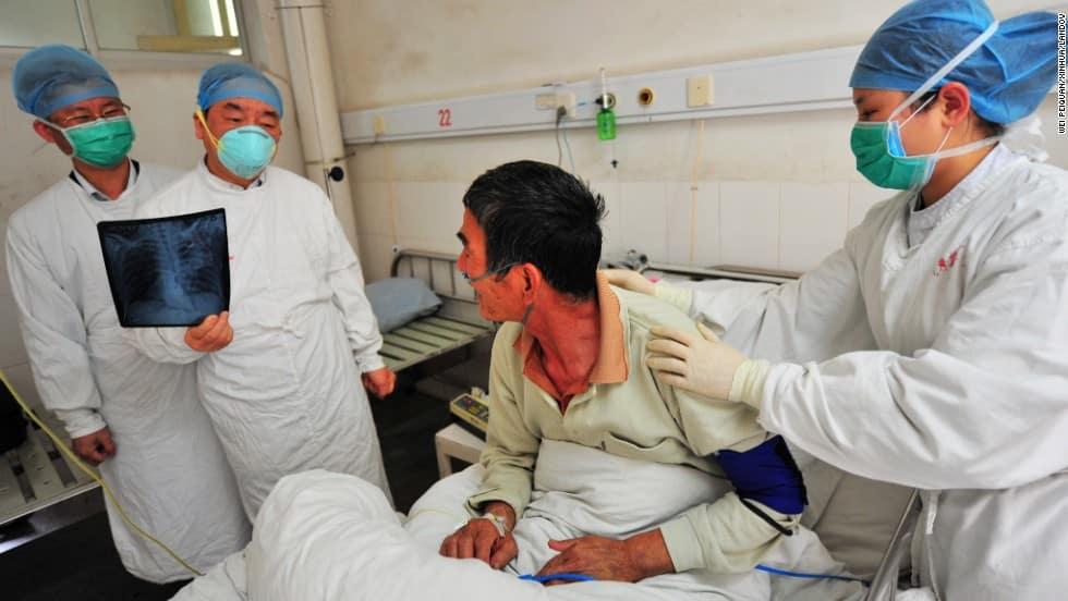 Умер первый человек от нового вируса в Китае