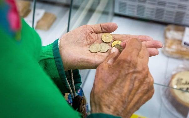 Прожиточный минимум: для пенсионеров Московской области повышения не будет