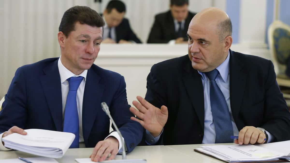 Пенсионный налог: правительство Мишустина продолжит планы команды Медведева