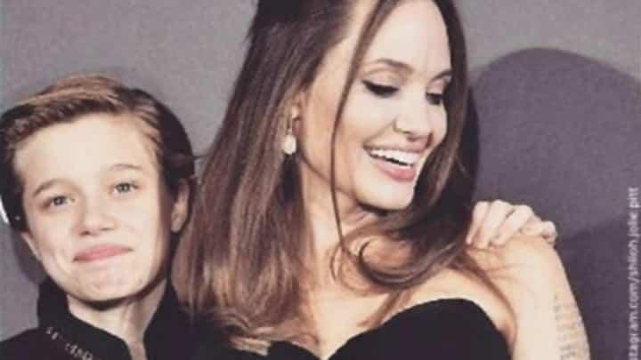Анджелина Джоли и ее дочь-трансгендер очень быстро худеют