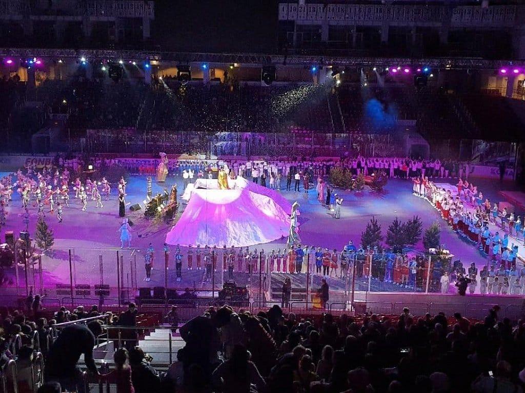 Жители Челябинска недовольны показанным новогоднем шоу