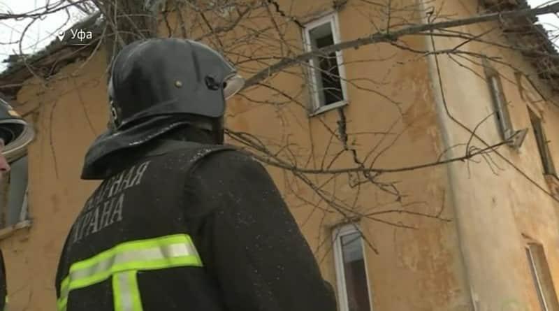 В Уфе возбуждено уголовное дело о хлопке газа в жилом доме
