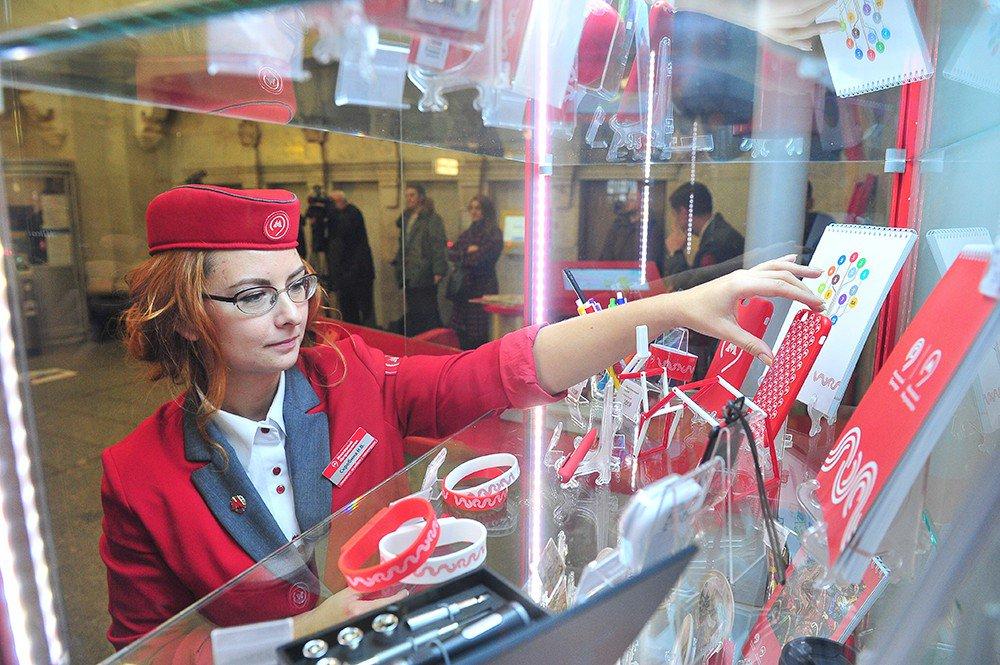Студенты получат подарки от Московского метрополитена