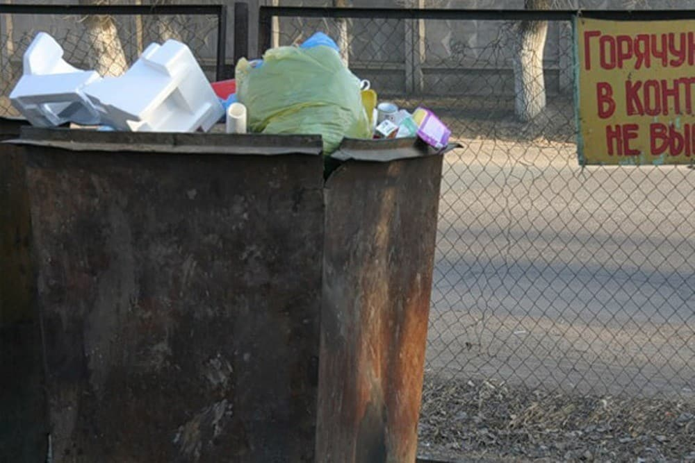 Убившая дочь и выбросившая тело в мусорку Сахалинка получила 12,5 года тюрьмы
