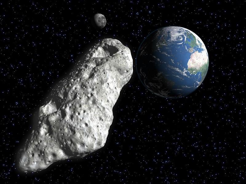 Астероид приближается к Земле: данные НАСА, когда произойдет столкновение,последние новости