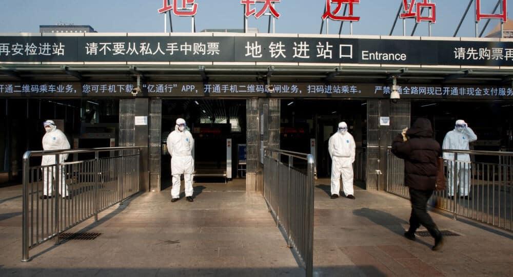 Границу с Китаем закрыли из-за вируса