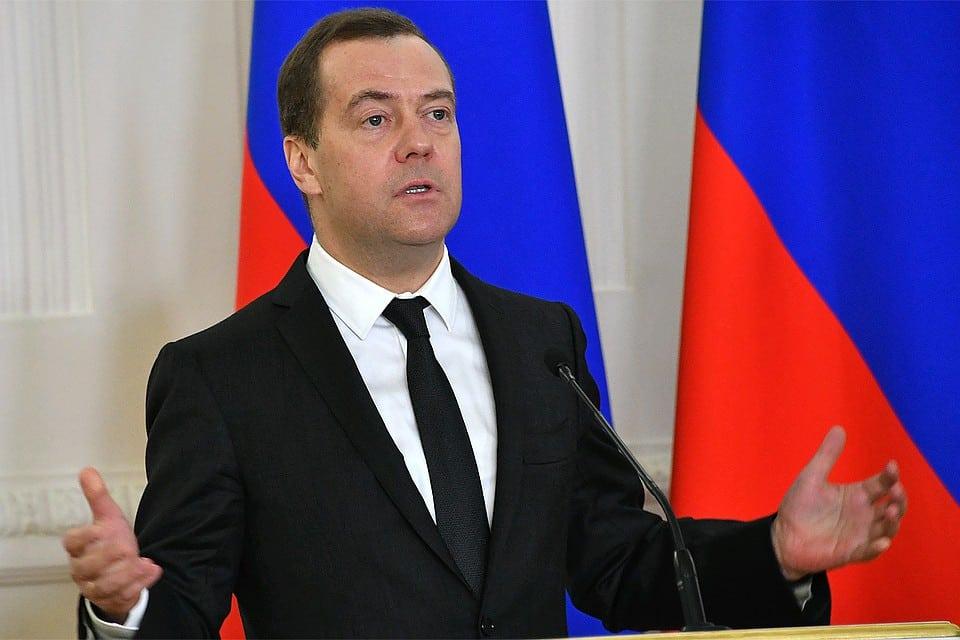 Всё Российское правительство ушло в отставку после послания Путина