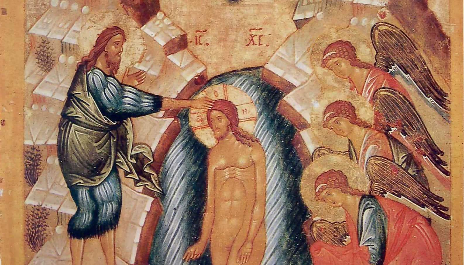 Какой церковный праздник сегодня 12 января 2020 чтят православные: Крещение Господне у западных христиан отмечают 12.01.2020