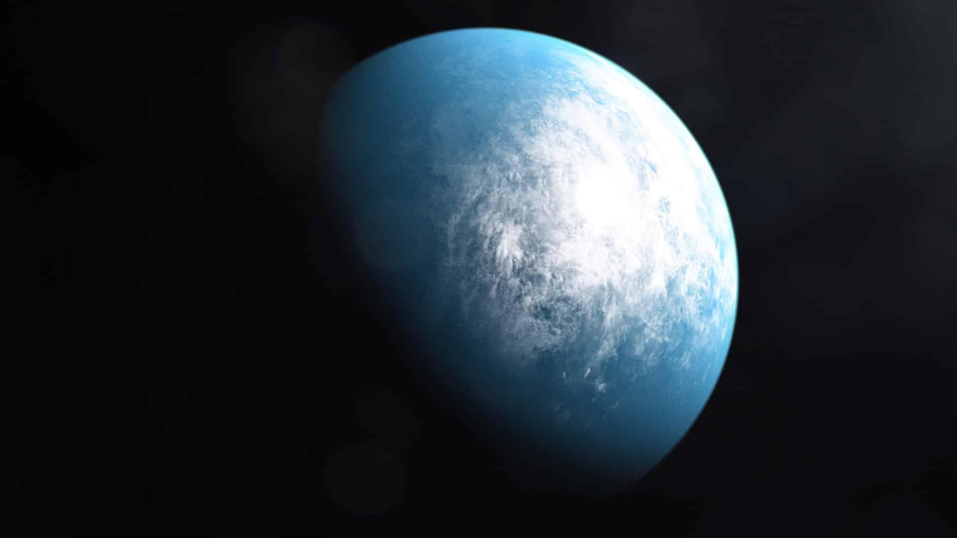Обнаружена первая обитаемая планета в космосе