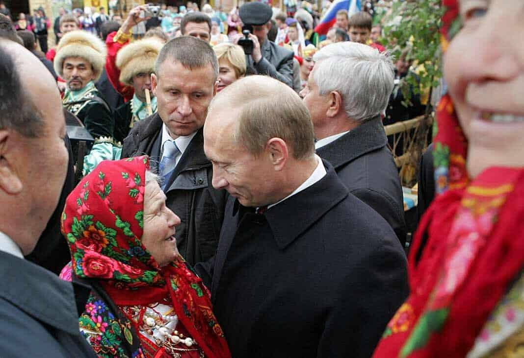 Пенсионерам России предложили сделку: важные заявления Путина федеральному собраниюо пенсиях