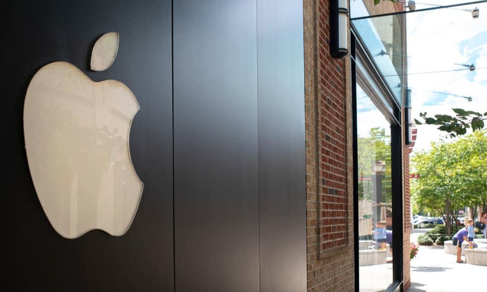 Производство Apple может пострадать из-за коронавируса