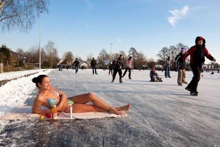 В России станет ещё на двенадцать градусов теплее
