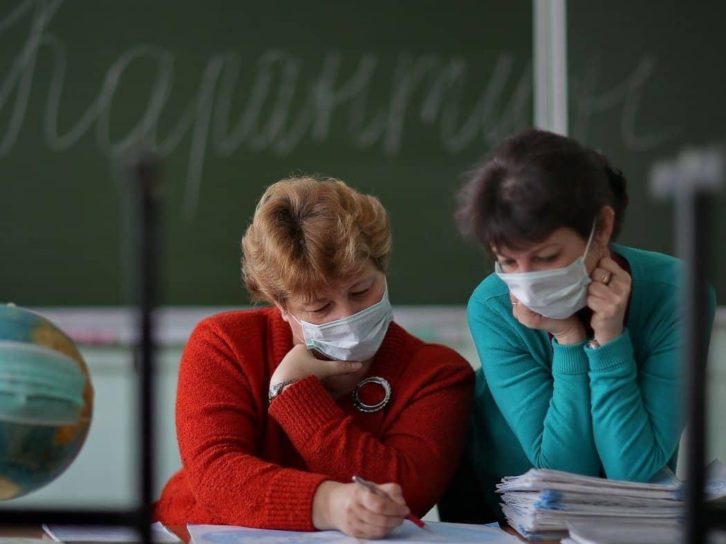 Несколько школ Казани ушли на карантин из-за Гриппа и ОРВИ в 2020 году