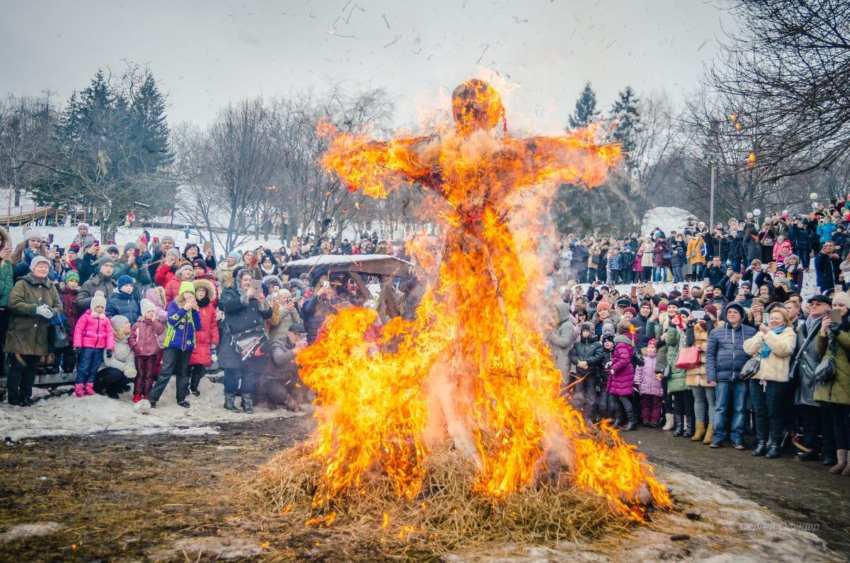 Прощеное воскресенье (Масленица) в 2020: какого числа, Масленичные традиции