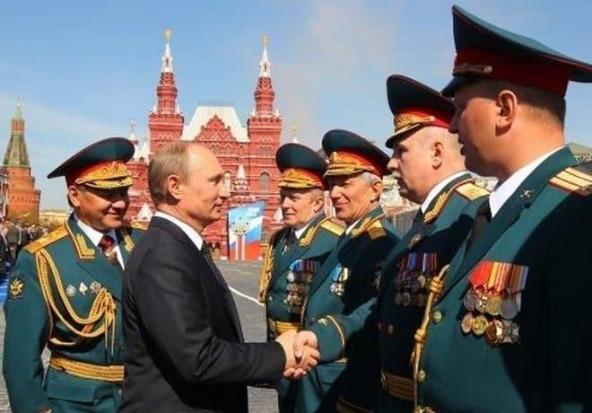 Сократят ли в России общее число военнослужащих в 2020 году