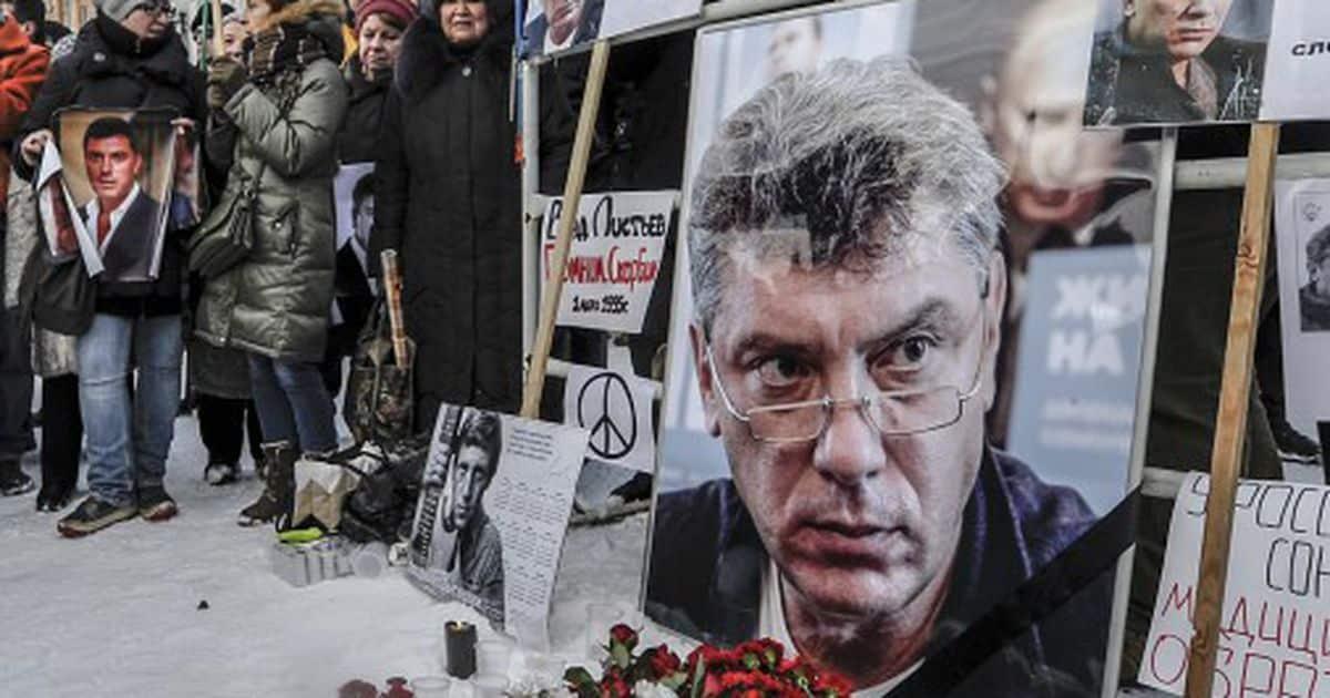 Убийцу Немцова Заура Дадаева перевели из колонии в тюрьму