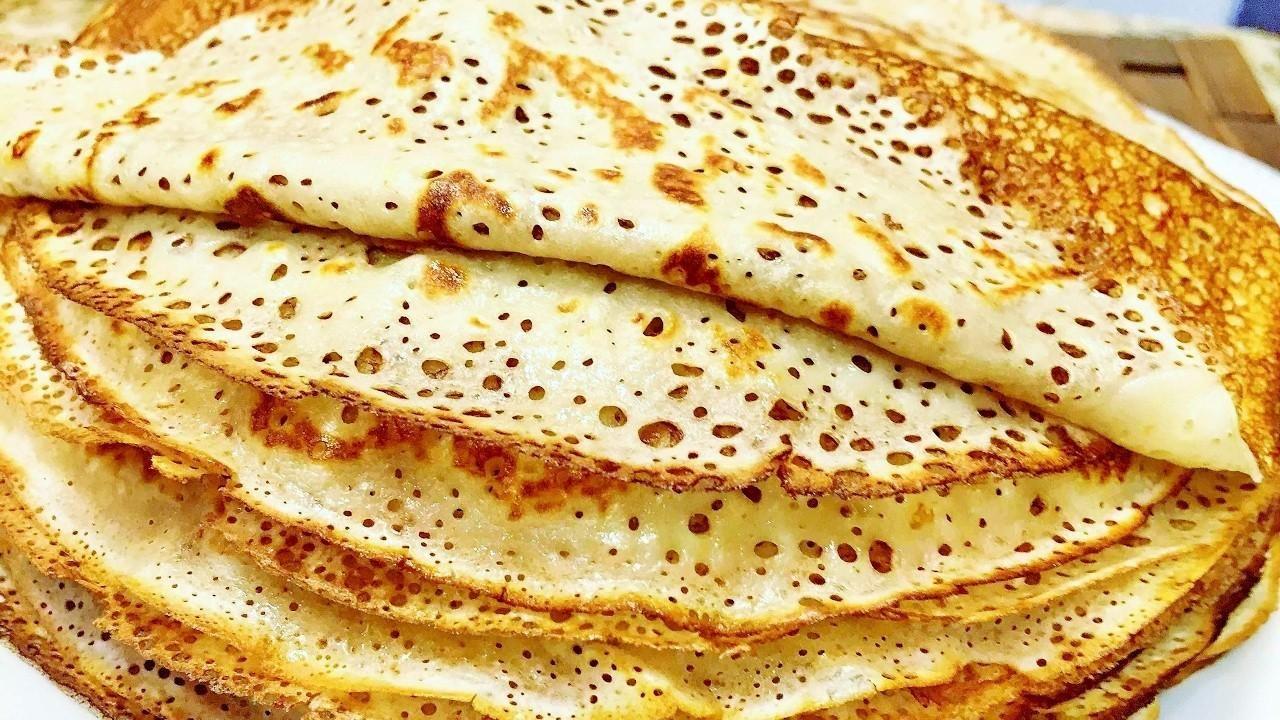Масленичная неделя: простой рецепт вкусных блинов