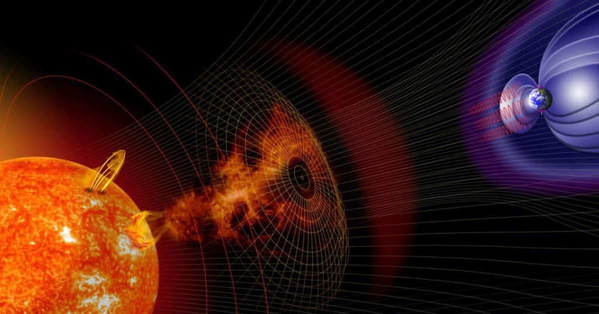 Расписание магнитных бурь на конец февраля начало марта 2020: неблагоприятные дни