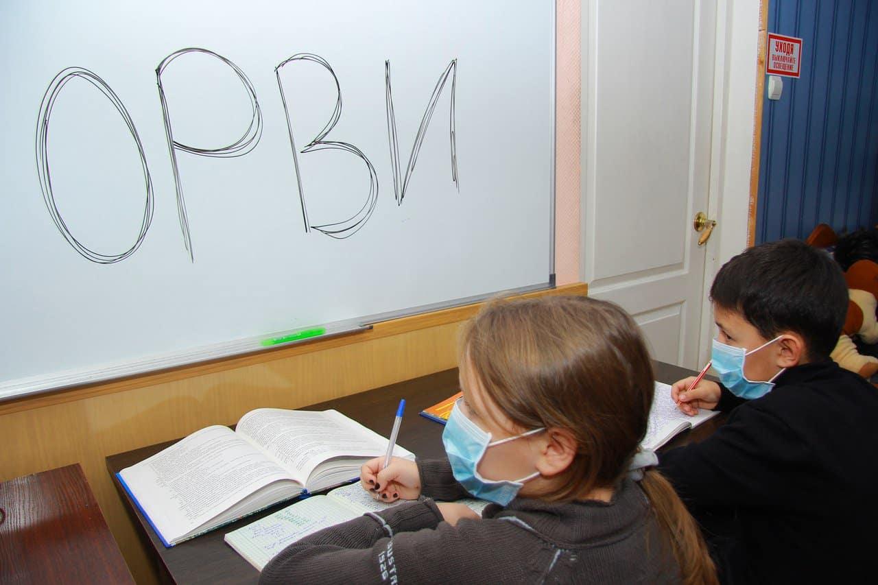 Карантин в челябинских школах из-за ОРВИ продлен до 25 февраля