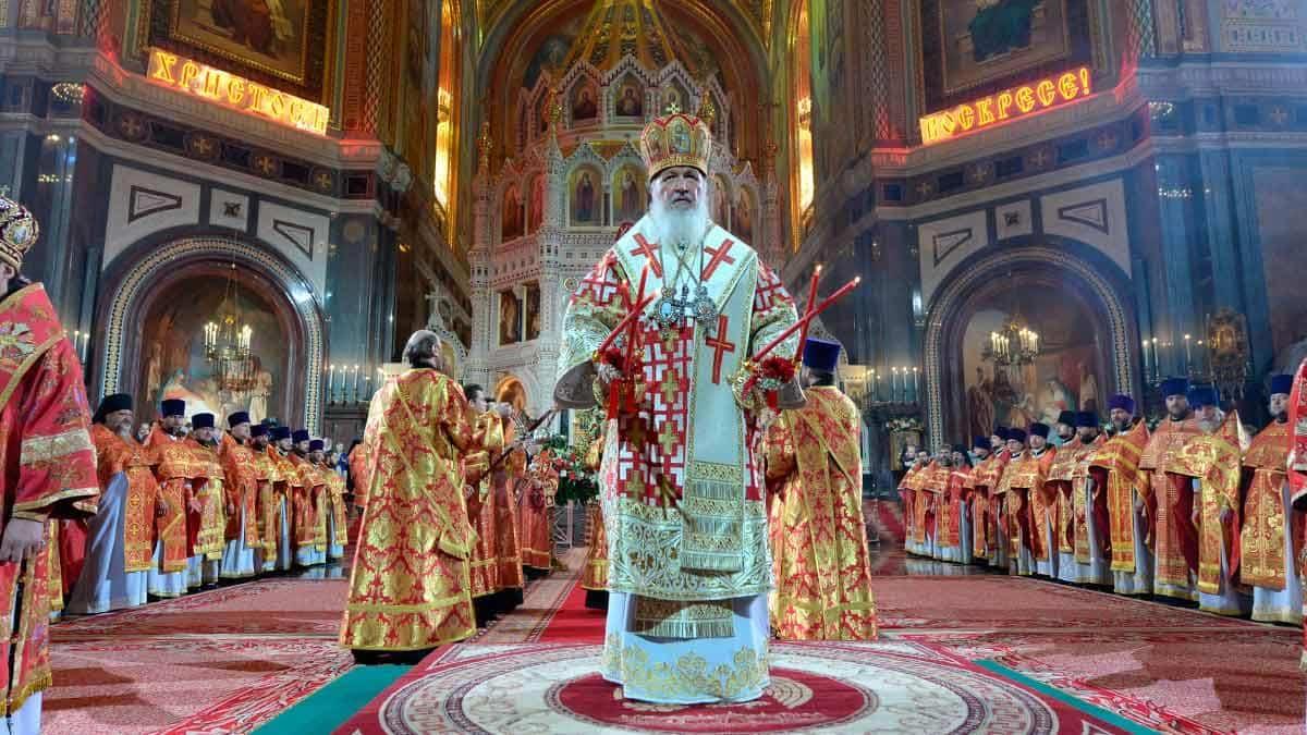 Дата Пасхи в 2020 году: традиции праздничной ночи