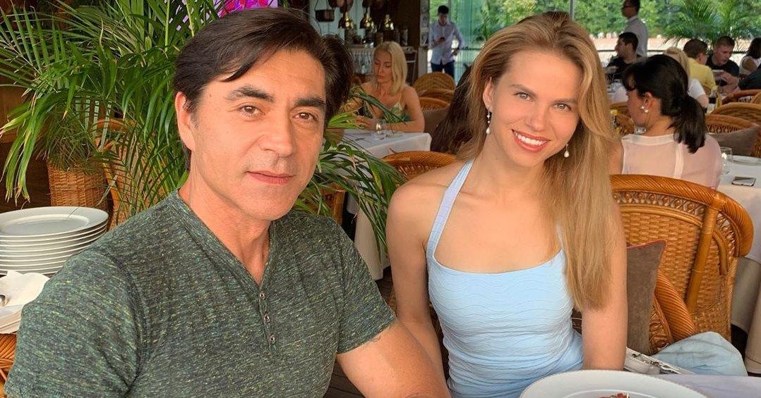 Степан Джигарханян познакомил свою возлюбленную Ольгу Казаченко с отцом