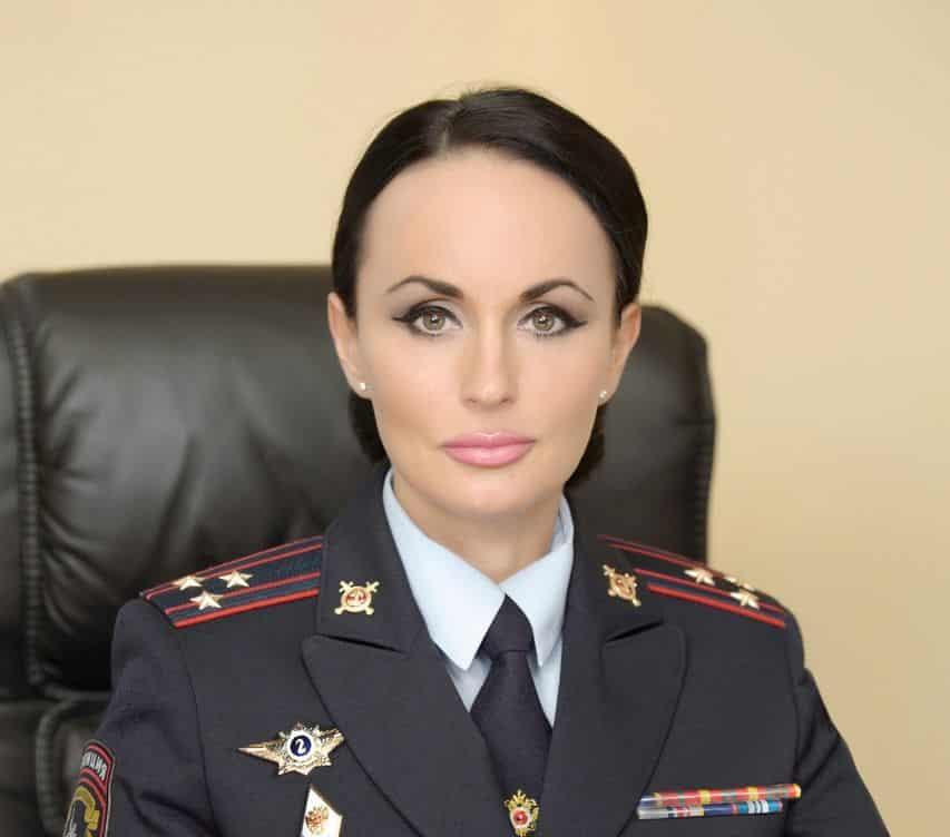 Ирина Волк - новый генерал майор МВД: википедия, карьера и личная жизнь