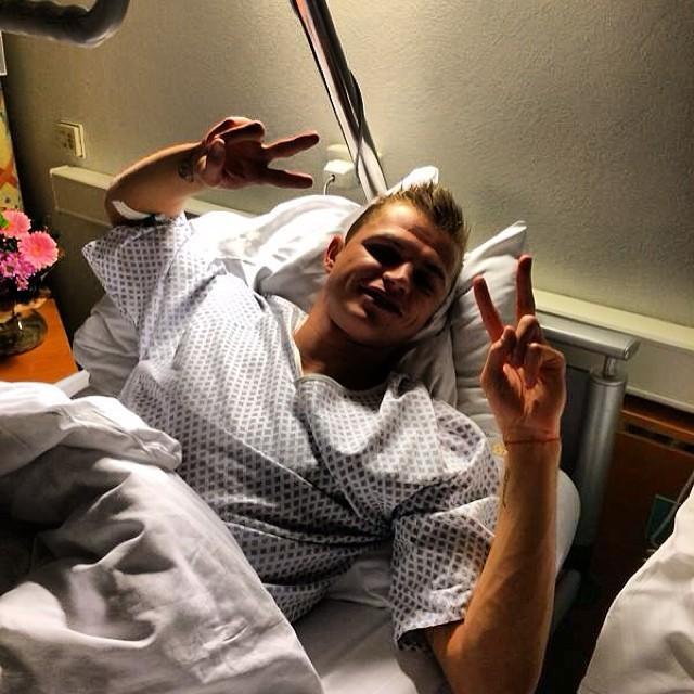 Почему Дмитрий Тарасов в больнице: что случилось с футболистом