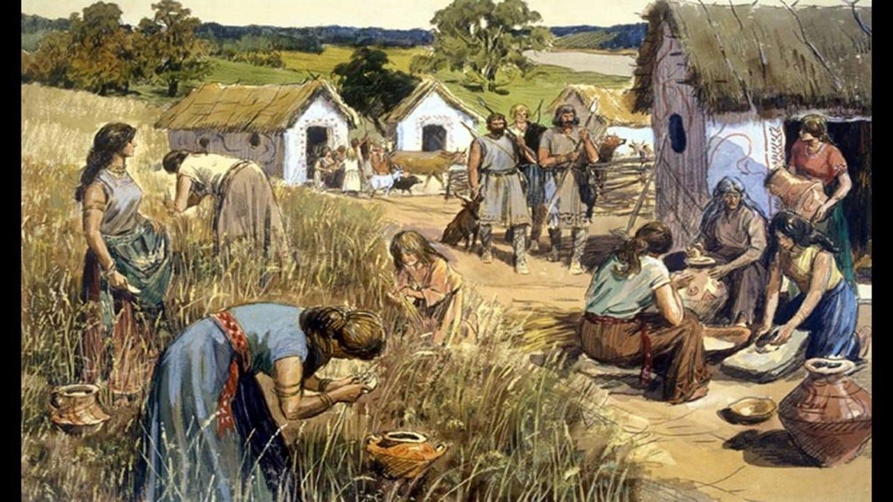 История возникновения восточных славян
