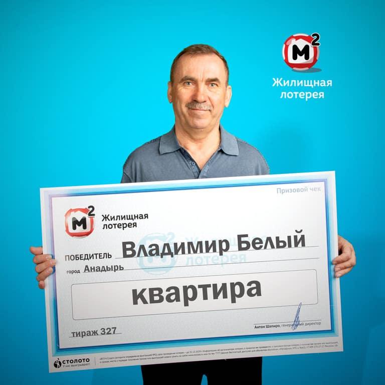 жилищная лотерея получить выигрыш по билету