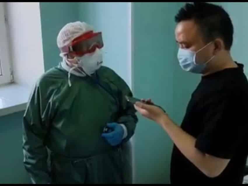 Заболевший коронавирусом житель Китая поделился историей заражения