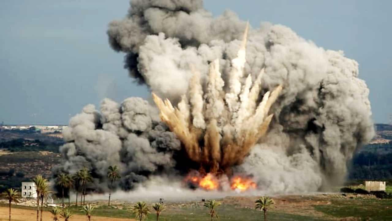 Армия России показательно уничтожает боевиков в Сирии