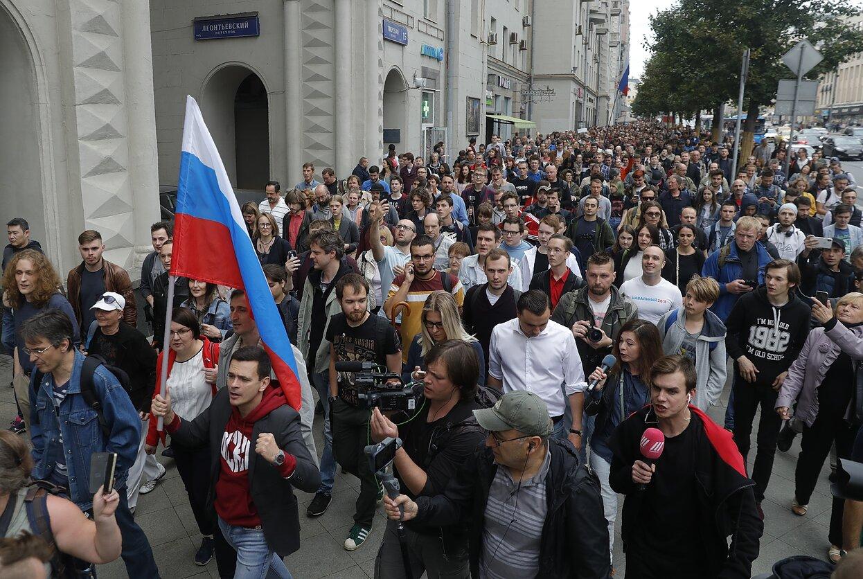 Российская оппозиция: чего добивается, кто поддерживает, есть ли у нее перспективы