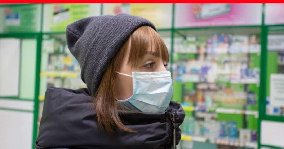 Медицинские маски в России подорожали на 900% из-за коронавируса