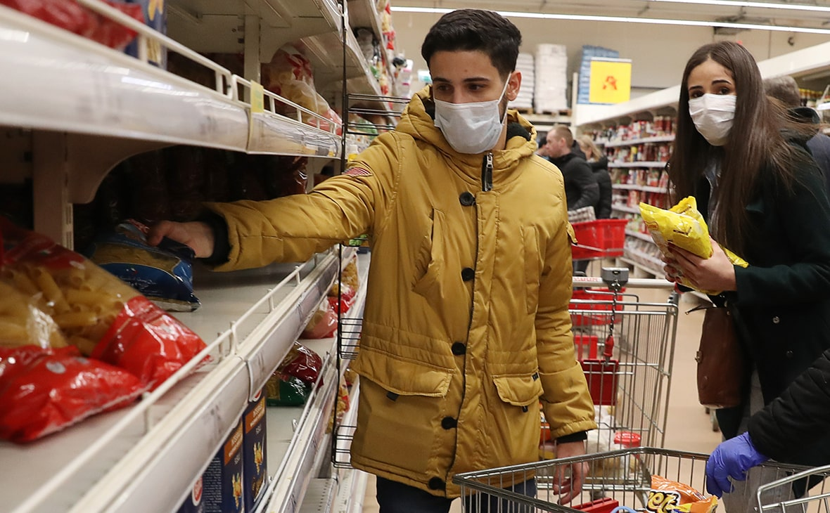Рост цен на продукты и товары из-за коронавируса: что может подорожать и почему?