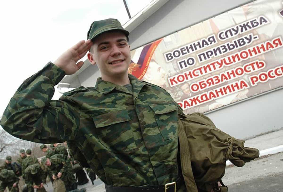 В России начинается весенний призыв в армию с 1 апреля 2020 года