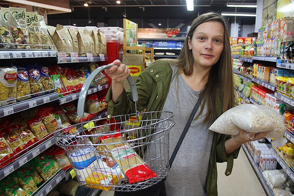 Что закупить на случай карантина из-за коронавируса: какие продукты купить