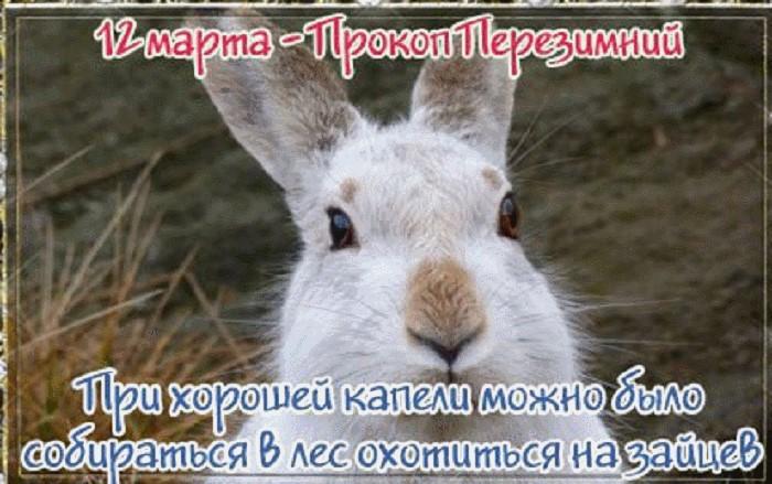 Какой церковный праздник сегодня 12 марта 2021 чтят православные: Прокоп Дорогорушитель отмечают 12.03.2021
