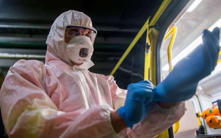 Коронавирус в России: сколько человек заболело за последние сутки, данные на 13 марта 2020