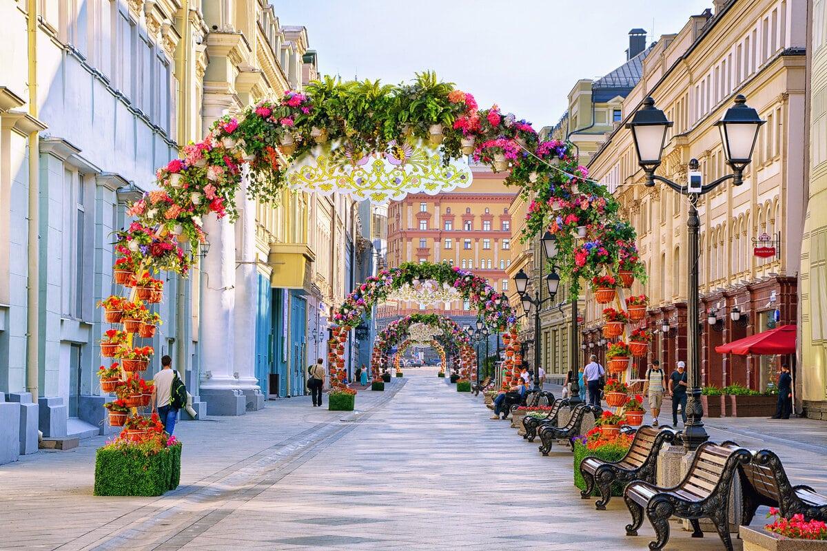 Каким будет лето в Санкт-Петербурге и в Москве в 2020 году