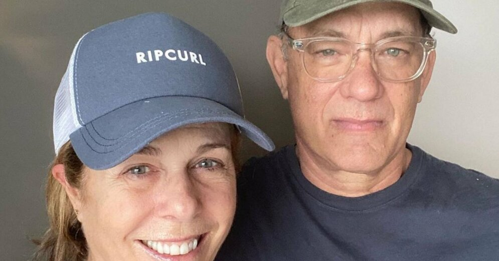 Том Хэнкс и его жена Рита Уилсон рассказали как заразились коронавирусом