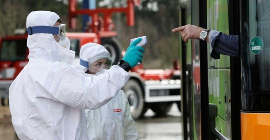 Украинская обстановка с коронавирусом: объявлен трехнедельный карантин