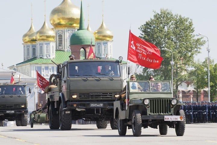 Будет ли день проведения Парада Победы 24 июня 2020 выходным днем