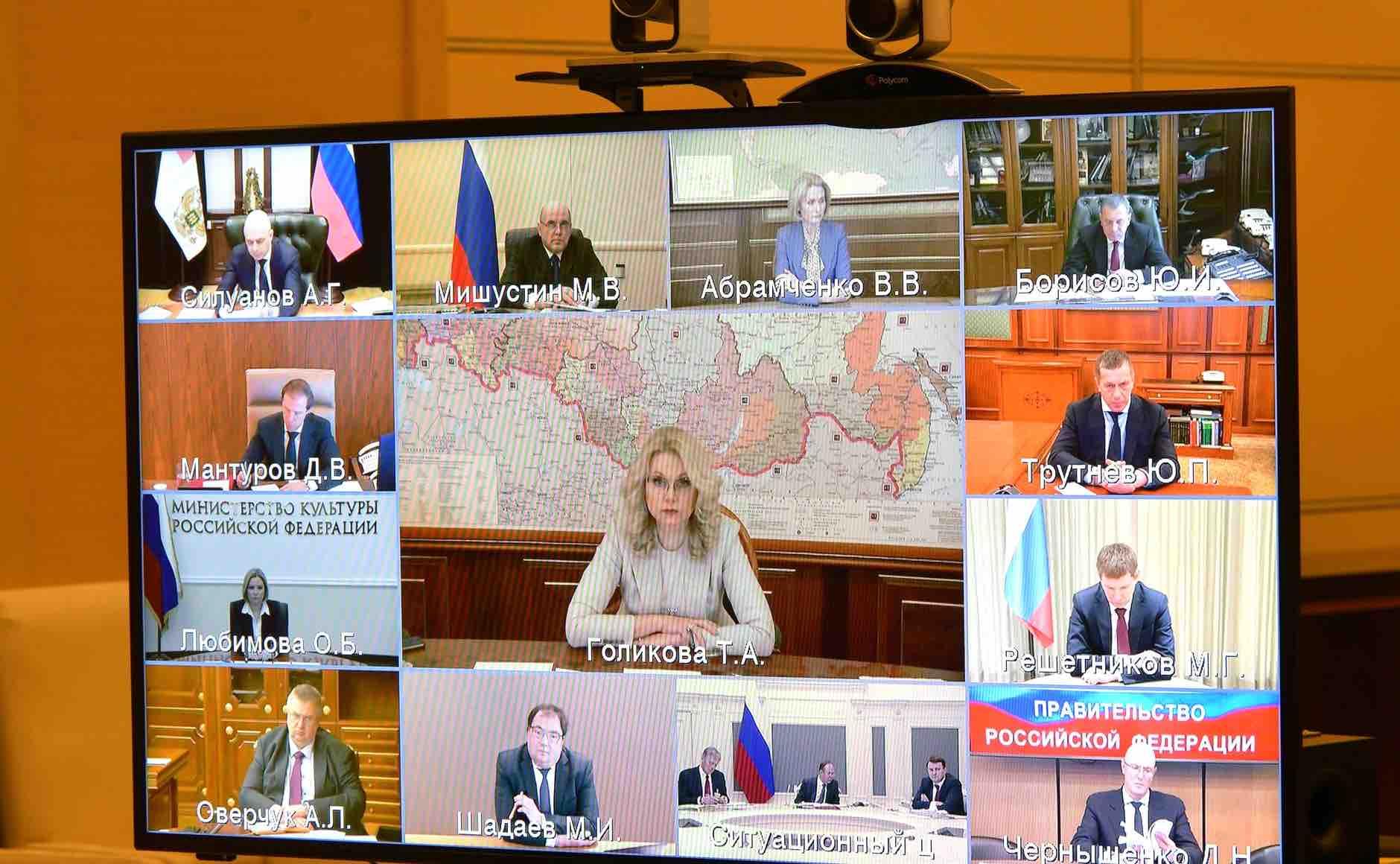 В Кремле рассказали о новом обращении Путина по постепенной отмене ограничений