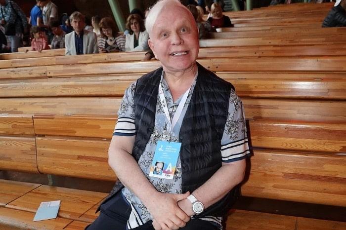 Борис Моисеев восстанавливается после инсульта